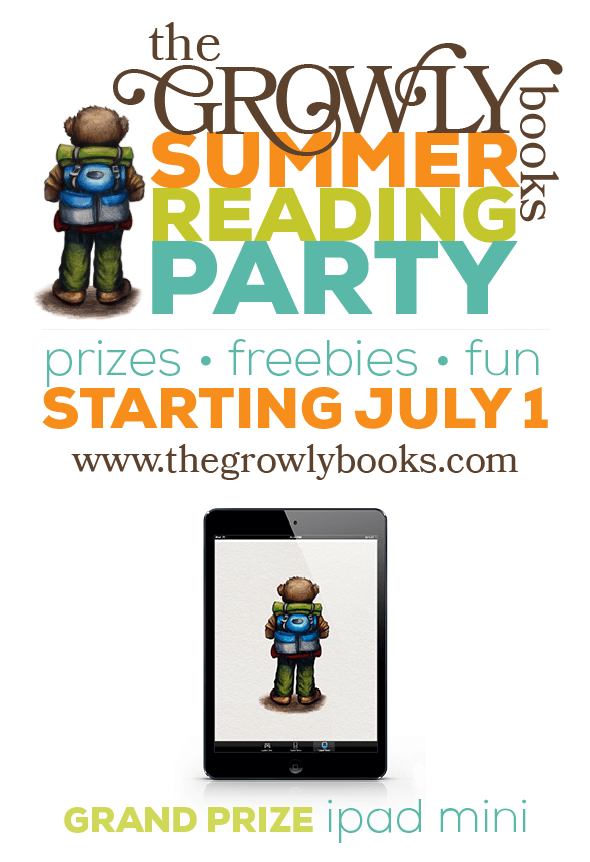 The Growly Books Summer Reading Party